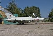 Albanian Air Force Chengdu F-7A Lofting-1