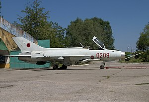 Albanian Air Force - Albanian Air Force Chengdu F-7A