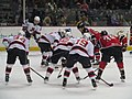 Albany Devils vs. Portland Pirates - December 28, 2013 (11622420754).jpg