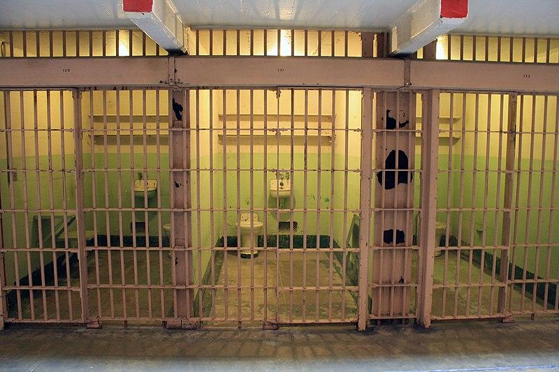 File:Alcatraz Island - prison cells.jpg