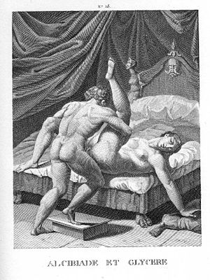 Glycera (courtesan) - 'Glycera and Alcibiades'