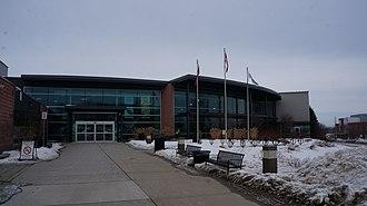 Humber College - Exterior of Humber Orangeville Campus