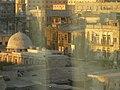Aleppo (Halab), Blick auf die Altstadt vom Hotel Mirage Palace (vorm. Amir Palace) (26930979989).jpg