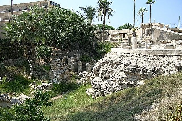 Necropolis of Anfushi