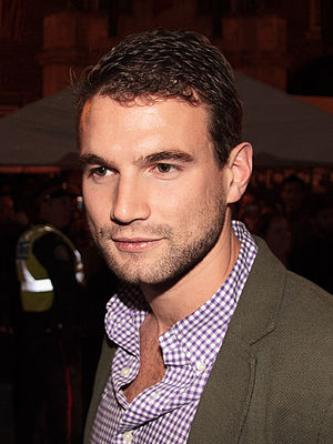 Alex Russell (actor) - Alex Russell at the 2014 Toronto International Film Festival