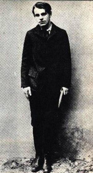 Aleksandër Moisiu - Alexander Moissi in 1906