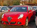 Alfa Romeo Giulietta 1.4T Distinctive 2012 (15076760172).jpg