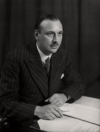 Shadow Secretary of State for Foreign and Commonwealth Affairs - Image: Alfred Robens, Baron Robens of Woldingham