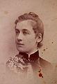 Alice Weidling, född Keyser (1859-97), Tom Söderbergs fotoarkiv 2-36, GUB.JPG