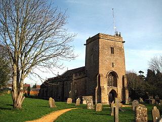 Merriott Human settlement in England