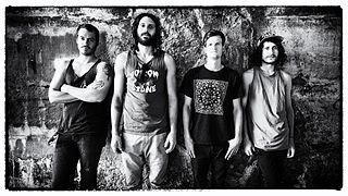 All Them Witches American rock band from Nashville, Tennessee