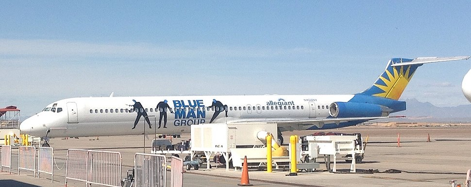 Allegiant blueman md80 (cropped)