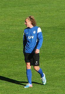 Rauno Alliku Estonian professional footballer