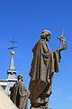 Almudena Cathedral statue 4.jpg