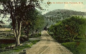 Plymouth, New Hampshire - Country scene c. 1910