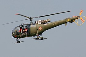 image illustrative de l'article Sud-Aviation SA316 Alouette III