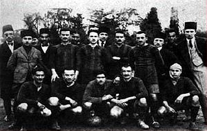 1917–18 Istanbul Football League - Istanbul Friday League - Altınordu İdman Yurdu 1916-17 and 1917-18 Champion