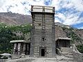 Altit Fort Tibetan style tower.jpg
