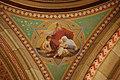 Altlerchenfelder Pfarrkirche - Deckenmalerei im linken Seitenschiff 08.JPG