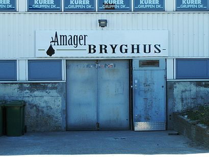 How to get to Amager Bryghus with public transit - About the place