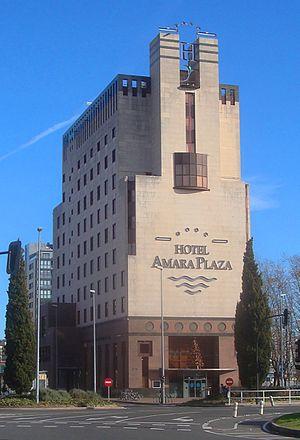 Luis Peña Ganchegui - Amara Plaza Hotel