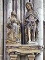 Amiens Cathedrale Notre Dame Tombeau du chanoine Pierre Burry (Eté2017).jpg