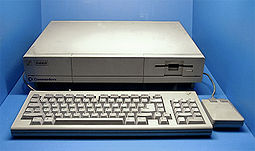 The Amiga 1000 (1985), the first model released