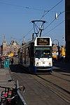 Amsterdam, tramvaj u nádraží.jpg