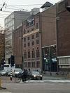 Brouwhuis van de Heineken Brouwerij