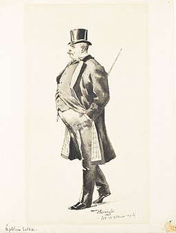 An East-Side Politician by Frederic Remington - BMA