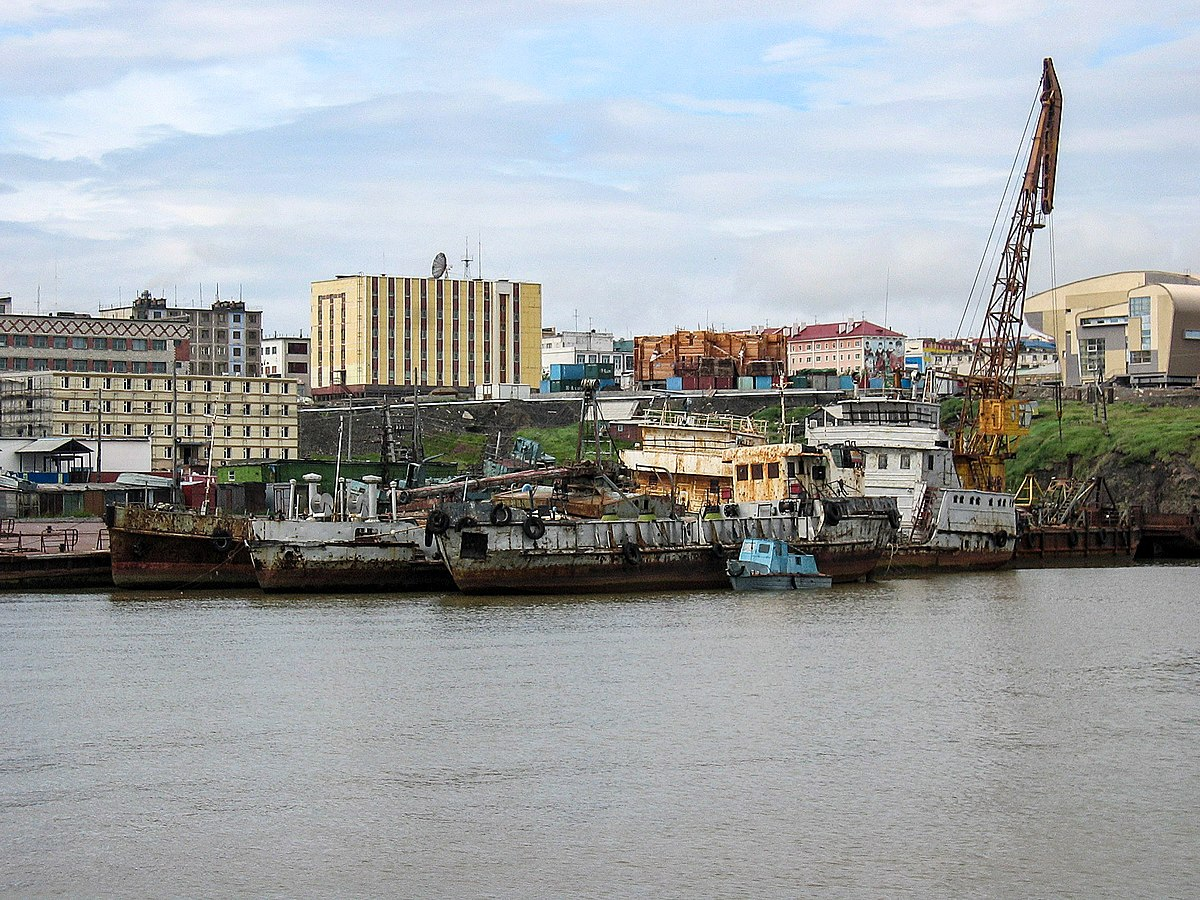 anadyr travel guide at wikivoyage