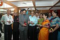 Anand Sharma inaugurating the Exhibition of Films Archive at Kala Academy, during the 39th International Film Festival (IFFI-2008) in Panaji, Goa on November 22, 2008.jpg