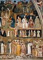 Andrea di Bonaiuto. Santa Maria Novella 1366-7 fresco 0011.jpg