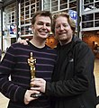 Andrew Stanton and Victor Navone (cropped).jpg