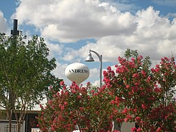 Andrews, Texas, Water Tower IMG 0372.JPG