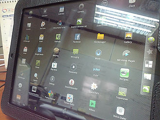 HP TouchPad - Android 2.3 on the TouchPad