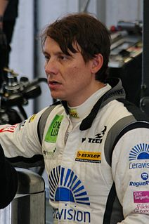 Andy Neate British racing driver