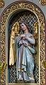 Angiul man drëta capela Rosar Dlieja Urtijë.jpg