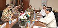Anies Rasyid Baswedan meeting the Minister of State for Culture (Independent Charge), Tourism (Independent Charge) and Civil Aviation, Dr. Mahesh Sharma, in New Delhi on September 08, 2015 (1).jpg