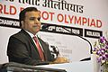 Anil Shrikrishna Manekar Delivers Speech - Inaugural Session - Indian National Championship - WRO - Kolkata 2016-10-23 1258.JPG