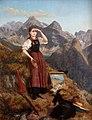 Anna Stainer-Knittel - Selbstbildnis in Lechtaler Tracht.jpg
