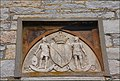 Annesley armorial at St John's, Newcastle.jpg