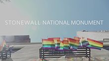 File:Announcing the Stonewall National Monument.webm