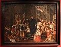 Anonimo senese, il beato sorore e le funzioni del santa maria della scala, xviii secolo (s.m. della scala, siena).jpg