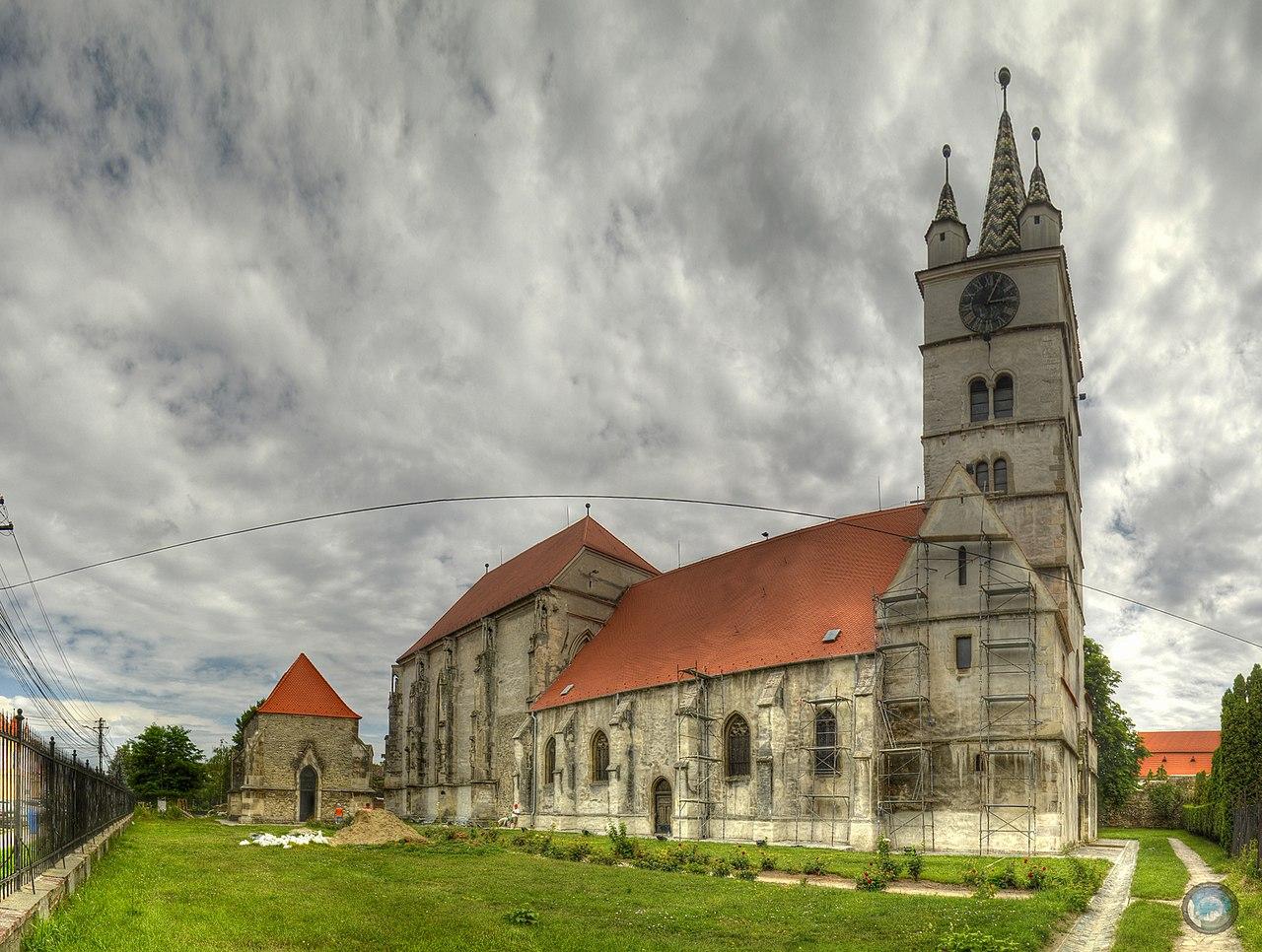 Ansamblul bisericii evanghelice din Sebeș 4.jpg
