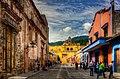 Antigua, Guatemala 2005 - 5a Avenida Norte y La Merced.jpg