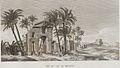 Antinoë (Antinoöpolis). Vue de l'arc de triomphe.jpg