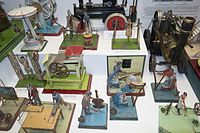 Antique toys portraying labour (26804797762).jpg