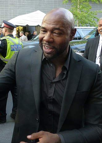 Antoine Fuqua - Fuqua at the 2016 Toronto International Film Festival