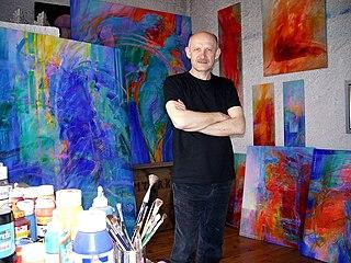 Antoni Karwowski Polish artist